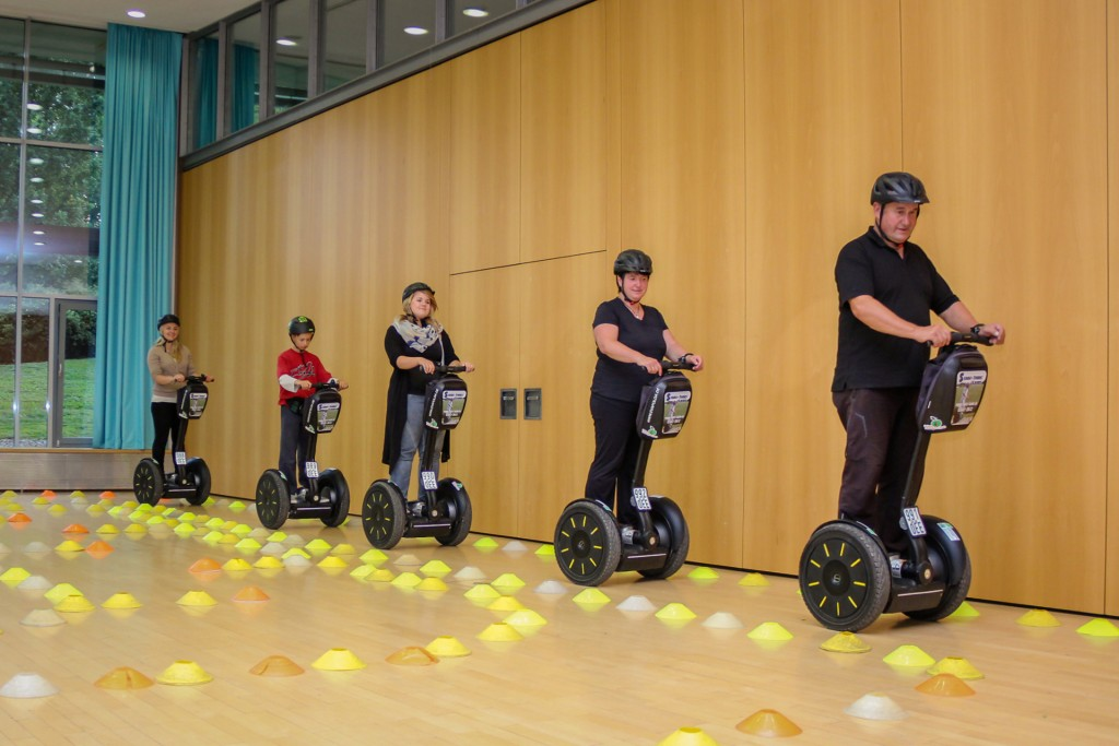 Indoor Segway